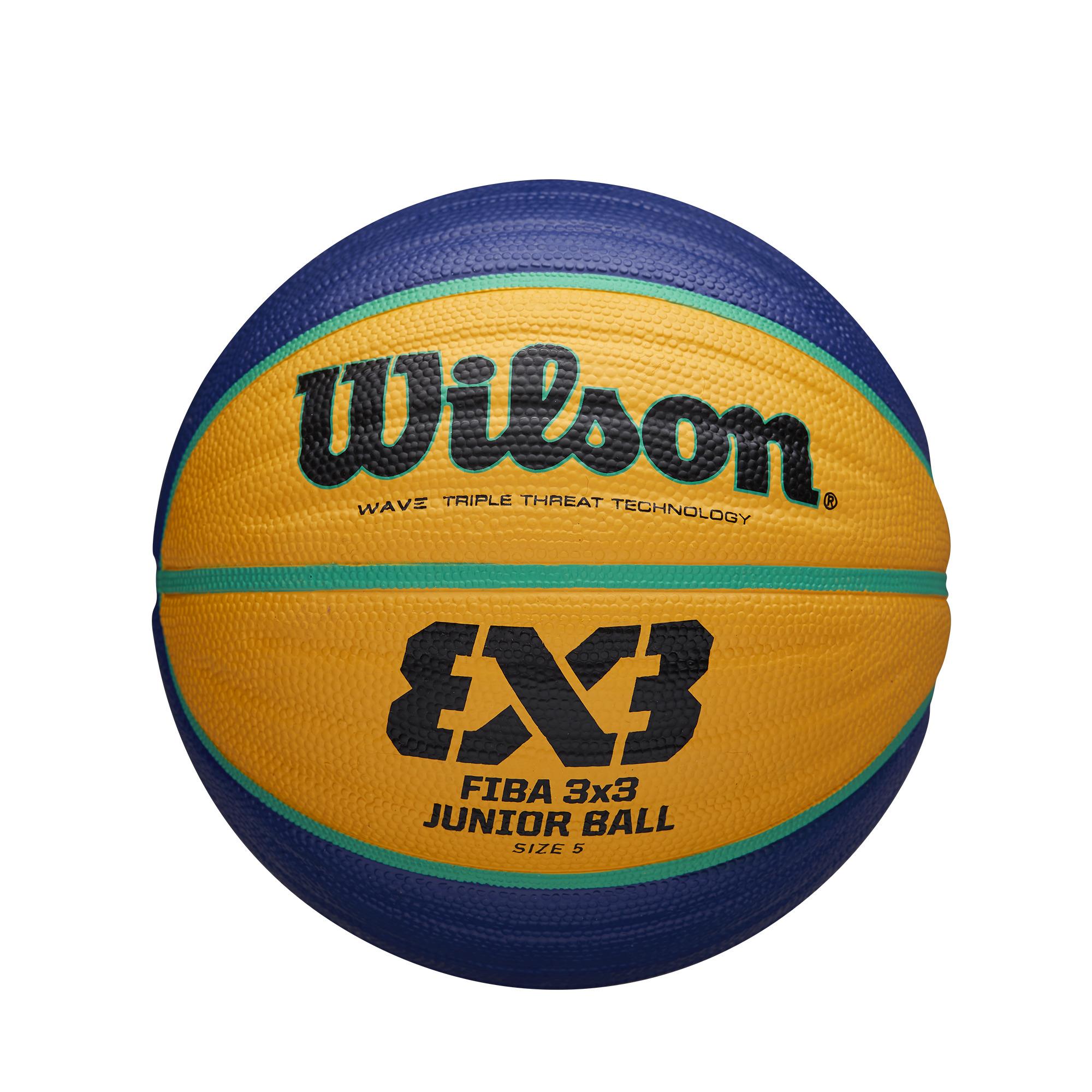 WILSON basketbola bumba FIBA 3X3 JUNIOR REPLICA bumba
