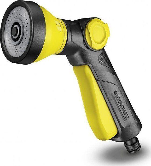 Karcher Karcher Multifunction spray gun, syringe(yellow / black) Dārza laistīšanas iekārtas