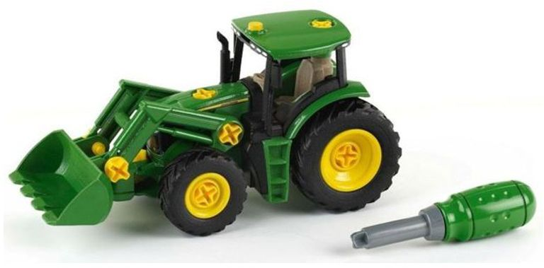 John Deere tractor with weight 3903 Rotaļu auto un modeļi