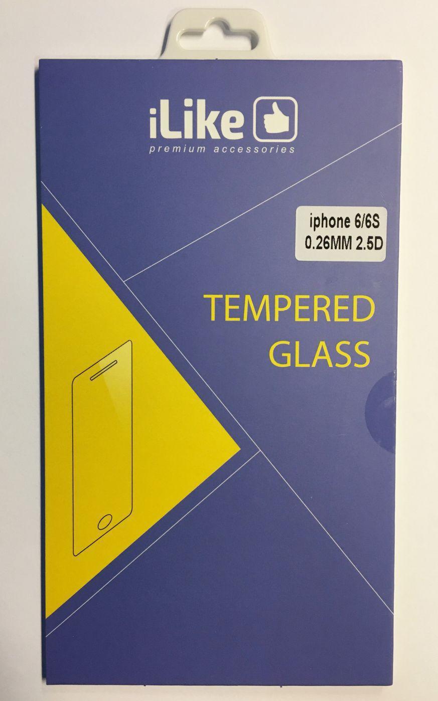 ILike Apple iPhone 6 Plus/7 Plus /8 Plus 0.33mm Clear Glass aizsardzība ekrānam mobilajiem telefoniem