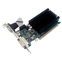 PNY GeForce GT 710, 1GB DDR3 (64 Bit), HDMI, DVI, VGA video karte