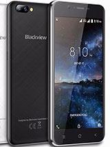 Blackview A7 Dual SIM 8GB Chocolate Black Mobilais Telefons