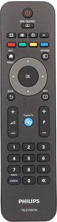 PHILIPS REMOTE FOR PRIMESUITE 2011/2012 LED Televizors
