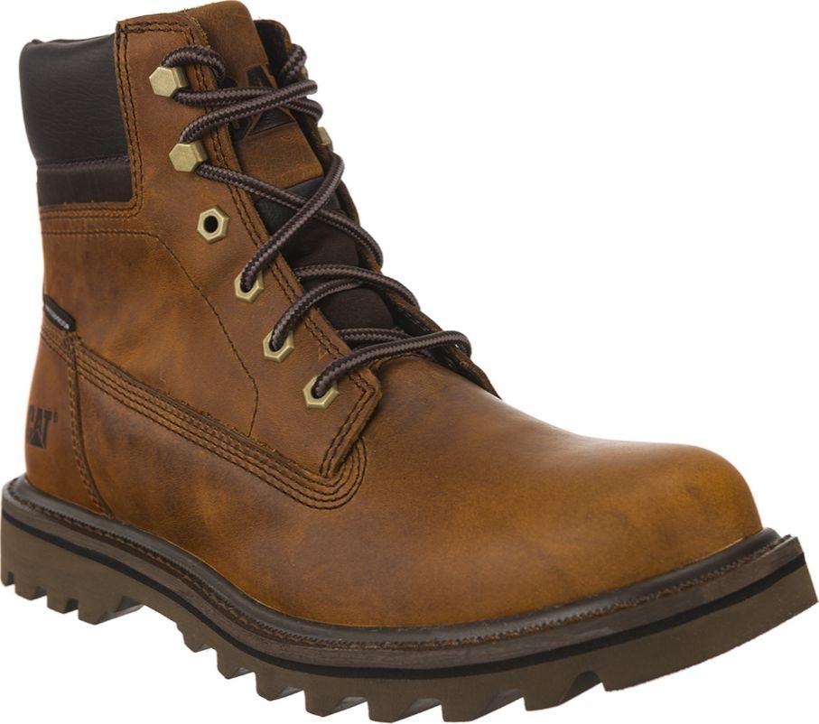 Caterpillar Deplete Wp brown s.45 (P721722) men's shoes