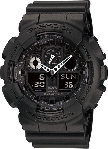 Casio G-SHOCK GA-100 -1A1ER Rokas pulksteņi