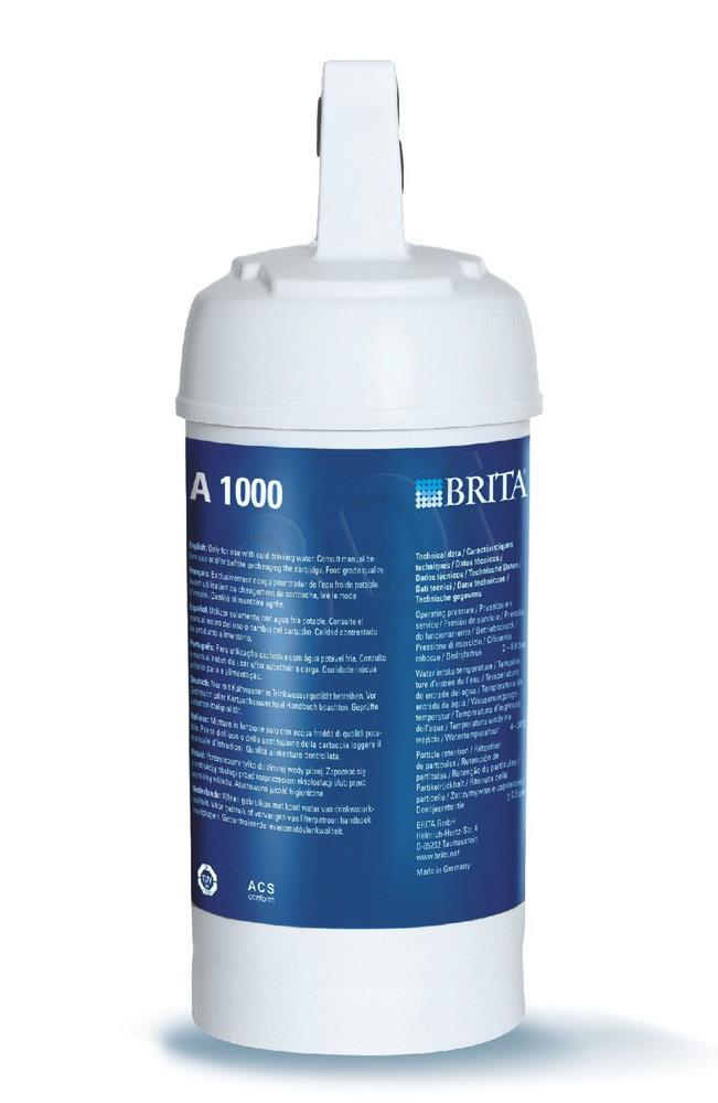 Brita Filtr Active A1000 Virtuves piederumi