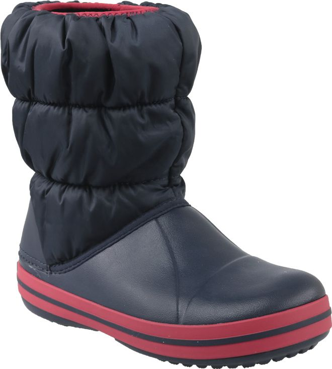 Crocs dzieciece buty zimowe Winter Puff Boot granatowe r. 34/35 (14613-485) 14613-485