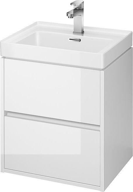 Cersanit Crea cabinet 49.4 cm white (bez izlietnes)
