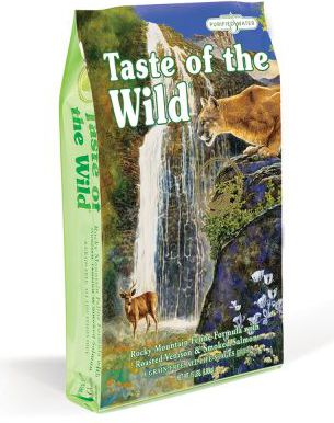 DIAMOND PET FOODS Taste of the Wild Rocky Mountain Feline 7kg kaķu barība