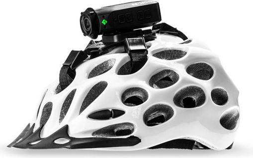 Drift Mocowanie for kasku wentylowanego (30-019-00) Sporta kameru aksesuāri