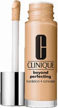 Clinique Beyond Perfecting Foundation & Concealer 01 Linen 30ml tonālais krēms