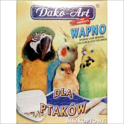 Dako-Art Lime For Birds-biscuit Big Cube