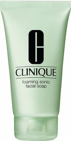 Clinique Foaming Sonic Facial Soap liquid soap 150ml kosmētika ķermenim
