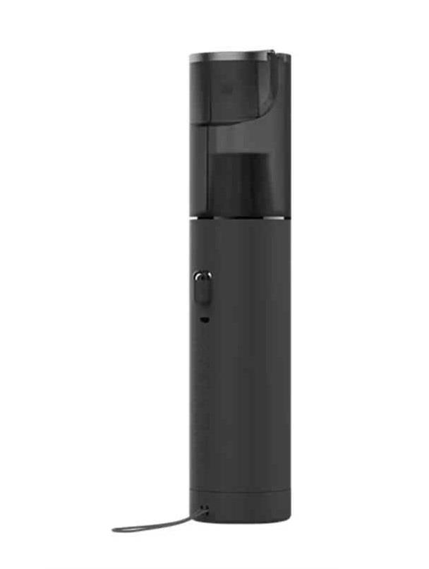 Vacuum Cleaner XIAOMI ROIDMI Nano Handheld/Cordless/Bagless 60 Watts Capacity 0.1 l Noise 65 dB Black Weight 0.5 kg XCQP1RMBLACK robots putekļsūcējs