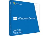 HPE MS WS12 R2 Std ROK E/F/I/G/S SW programmatūra