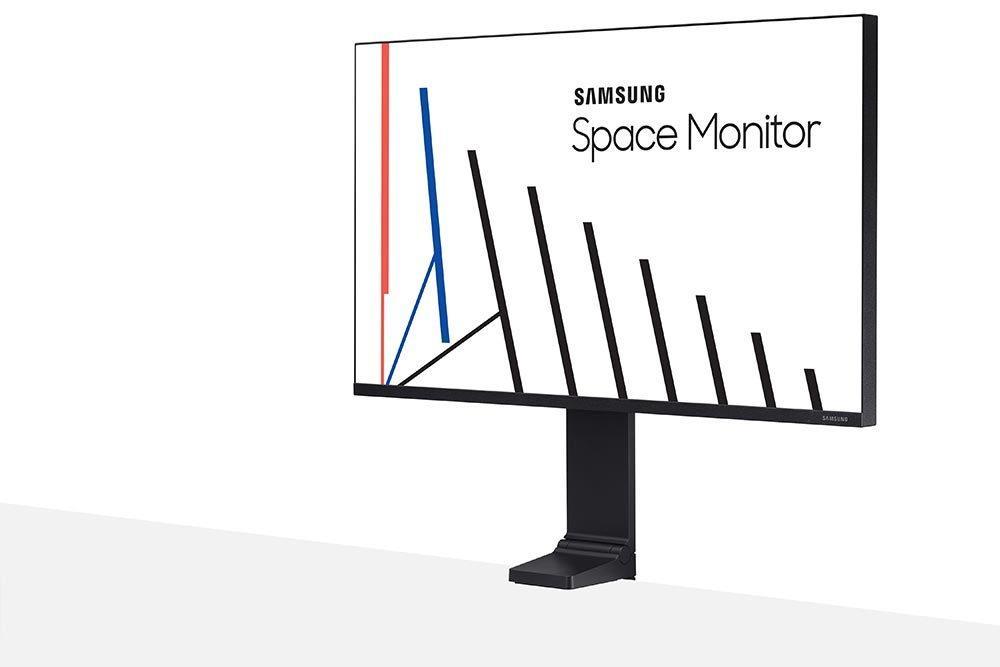 Samsung LS27R750QEUXEN, 27'' , panel VA, WQHD, HDMI/miniDP, 144Hz monitors