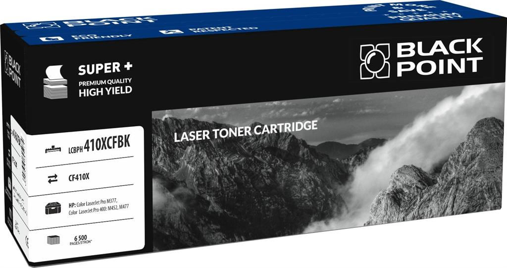 Toner Black Point LCBPH410XCFBK | black | 6 500 pp | HP M377 / M452 / M477