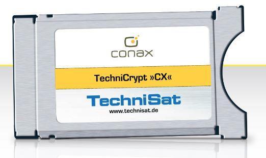 TechniSat Conax Cam Modul uztvērējs