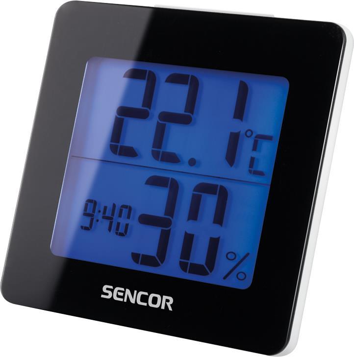 Sencor SWS 1500B barometrs, termometrs