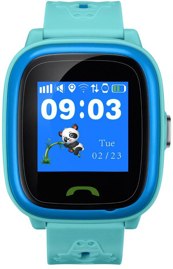 Canyon smartwatch for kids CNE-KW51BLB, blue 5291485006297 Viedais pulkstenis, smartwatch