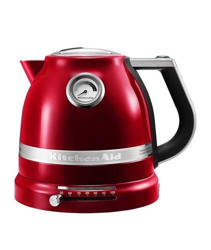 KitchenAid 5KEK1522EAC Artisan 1,5 L Red Elektriskā Tējkanna