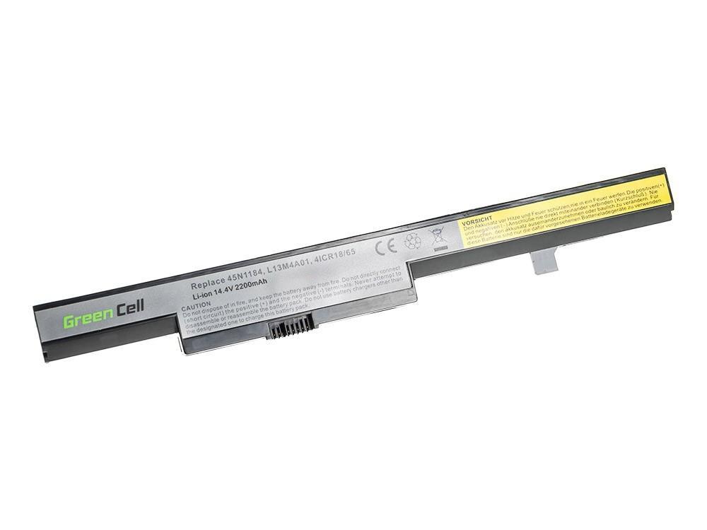 Green Cell Laptop Battery for Lenovo B40 B50 G550s N40 N50 akumulators, baterija portatīvajiem datoriem