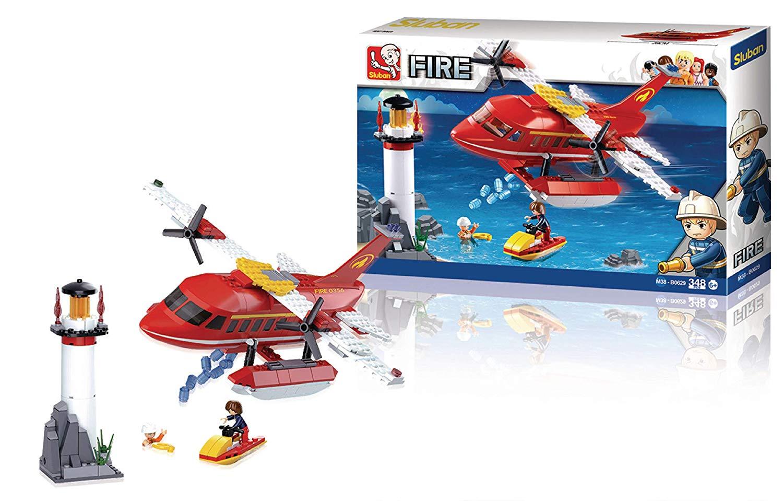 Sluban Fire M38-B0629 6938242953997 konstruktors