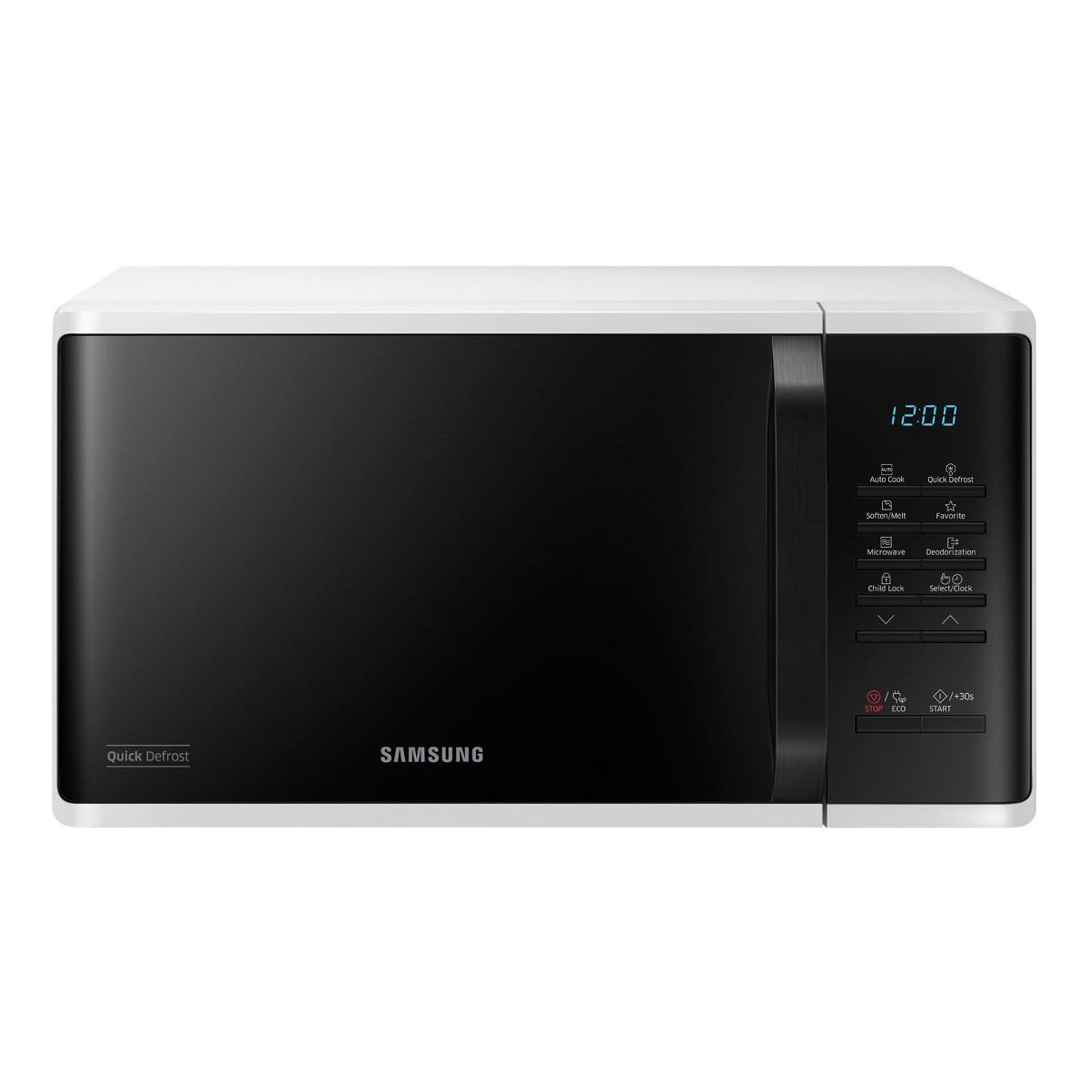 Samsung MS23K3513AW Mikroviļņu krāsns