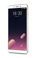 Meizu M6s 3GB/32GB Gold Mobilais Telefons