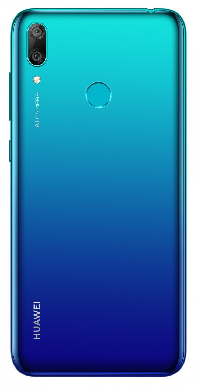 HUAWEI Y7 2019 3/32 AURORA BLUE Mobilais Telefons