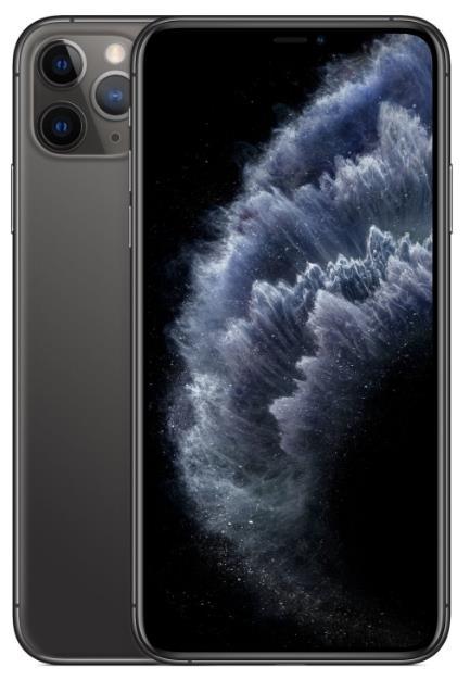 Apple iPhone 11 Pro Max 256GB Space Grey Mobilais Telefons