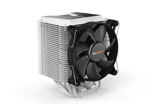 BE QUIET Shadow Rock 3 White procesora dzesētājs, ventilators