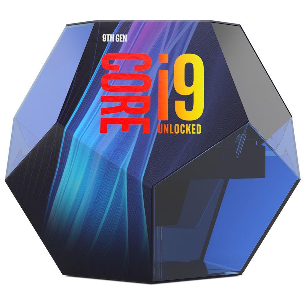 INTEL Core i9-9900K 3.60GHz Boxed CPU CPU, procesors