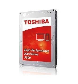Toshiba P300 HDWD240UZSVA (4 TB ; 3.5 Inch; SATA III; 128 MB; 5400 rpm) cietais disks