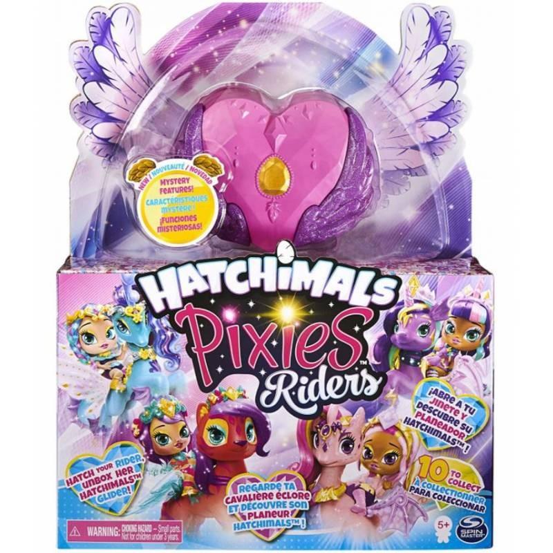 Spin Master Figures HATCHIMALS Pixies Riders - Fantastic creatures 6058551 bērnu rotaļlieta