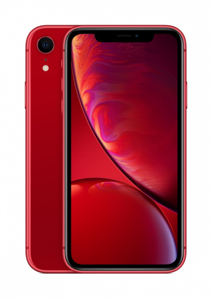 IPHONE XR RED 64GB Mobilais Telefons