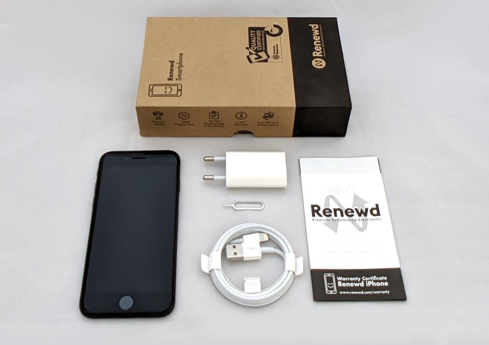Apple iPhone 8 Space Gray 64 GB (atj. 24 mēn. garantija) Mobilais Telefons