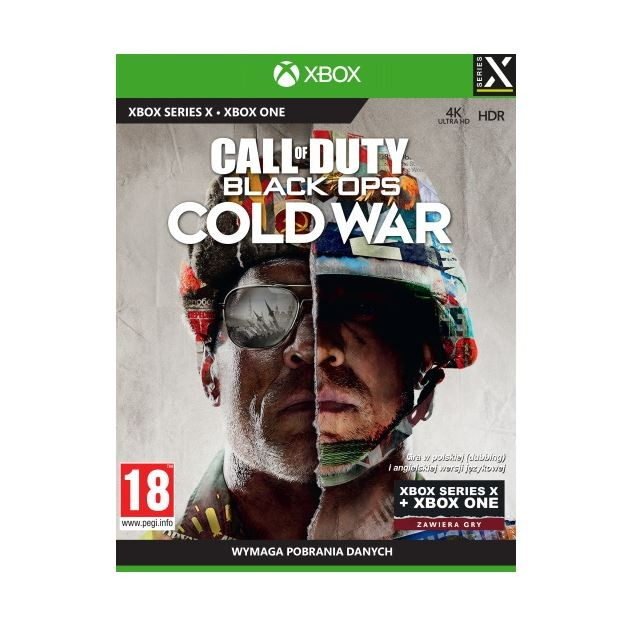 Game XOne Call of Duty Black OPS Cold War