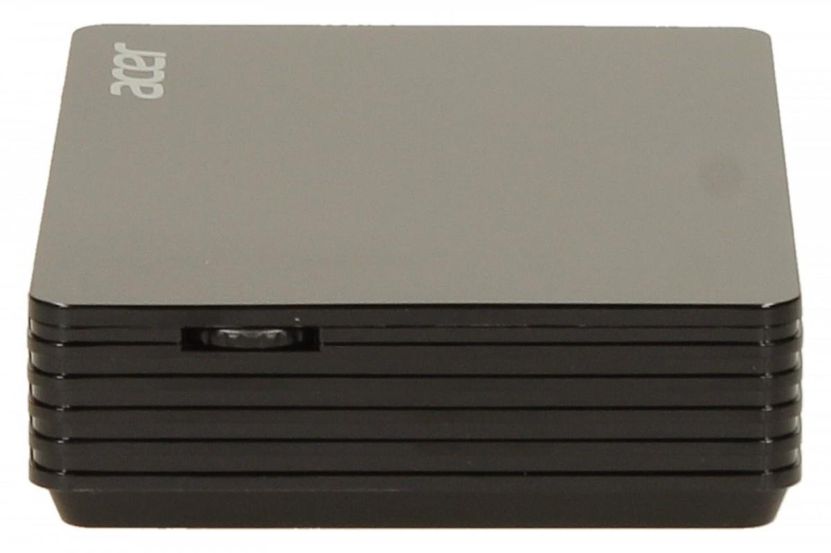 Acer C120 LED WVGA 854x480 (16:9)/ 100Lm / 1000:1 / DLP/ USB projektors