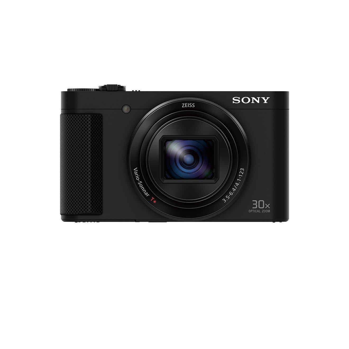 Sony DSC-HX90 black Digitālā kamera