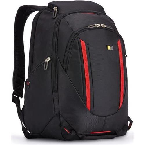 Case Logic BPEP115K mugursoma portatīviem datoriem līdz 15.6 portatīvo datoru soma, apvalks