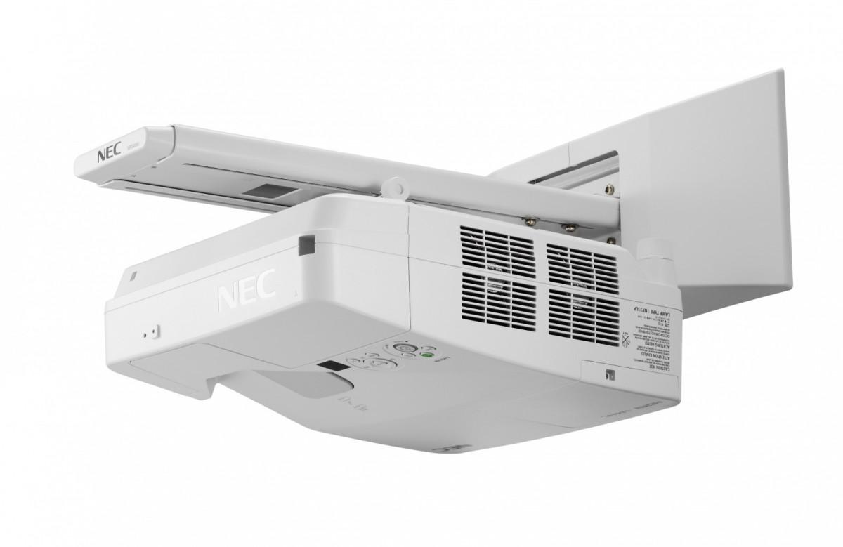 Projector NEC UM361X (LCD, WXGA, 3600AL incl. Wall-mount) projektors