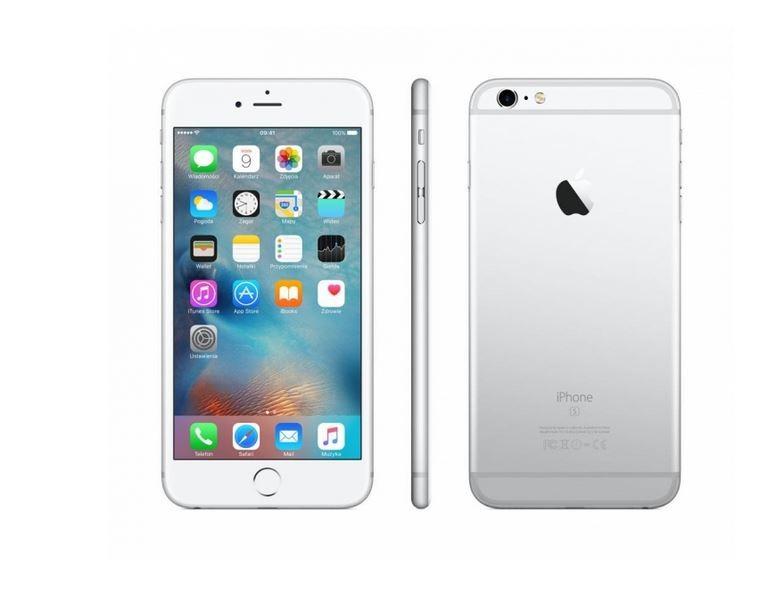 Apple iPhone 6s Plus 128GB Silver MKUE2 Mobilais Telefons