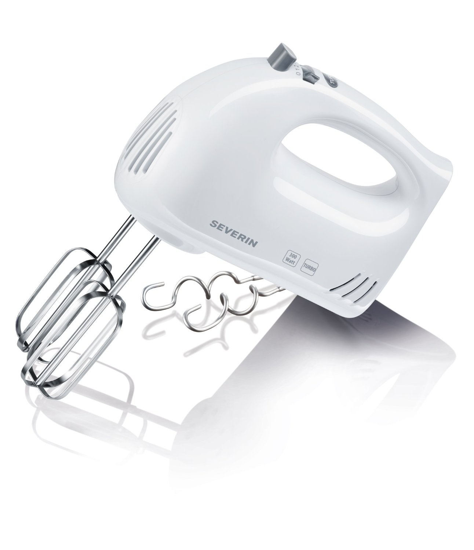 Severin HM 3820 - hand mixer - white gray Blenderis