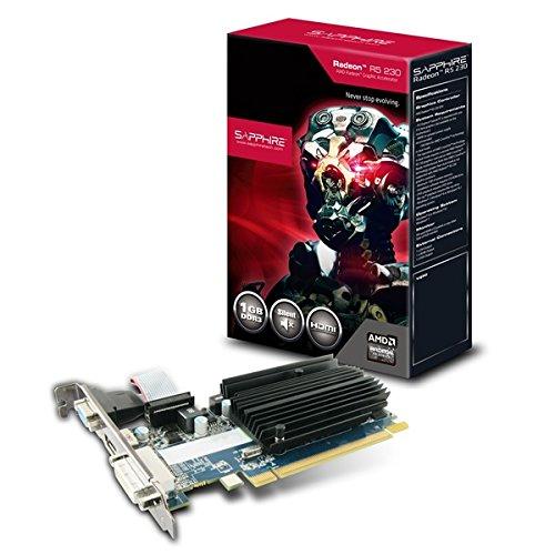 Sapphire AMD/ATI Radeon R5 230 1GB video karte