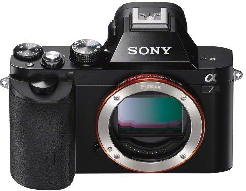Sony Alpha ILCE-7B - korpus Spoguļkamera SLR