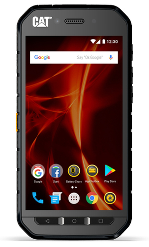 Caterpillar Cat S41 - 5.0 - 32GB - Android - black Mobilais Telefons