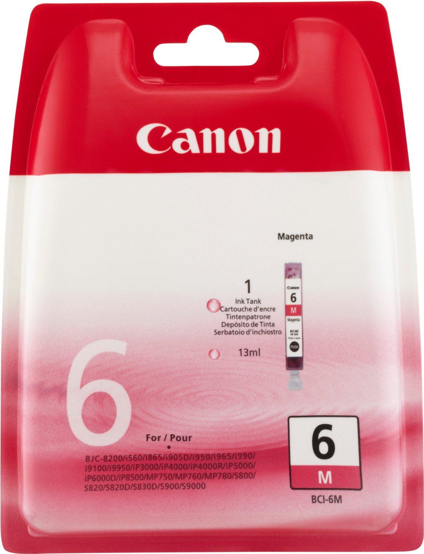 Canon BCI-6M MAGENTA kārtridžs