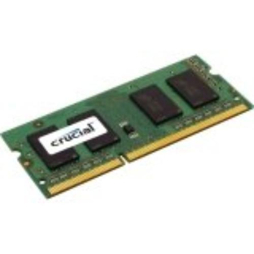 CRUCIAL NB MEMORY 2GB PC12800 DDR3/SO CT25664BF160BJ operatīvā atmiņa