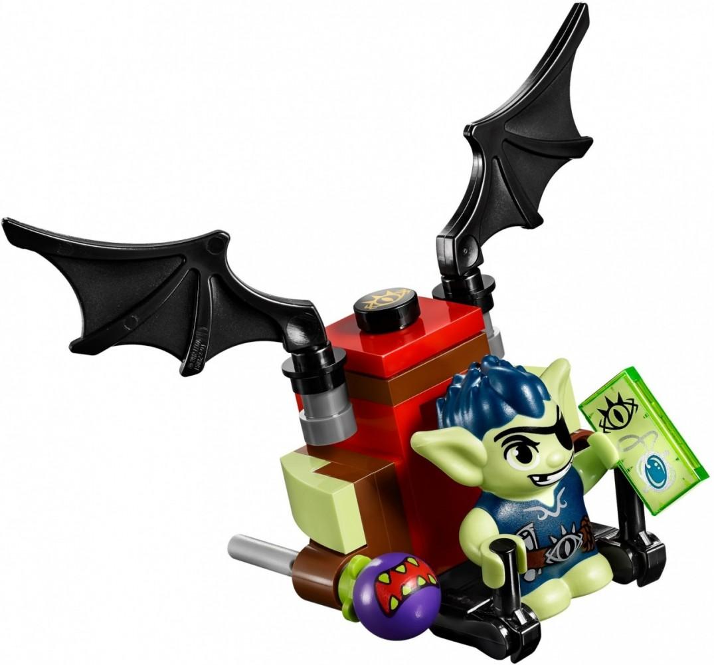 Lego Elves 41184 Airas Airship & the Amulet Chase LEGO konstruktors